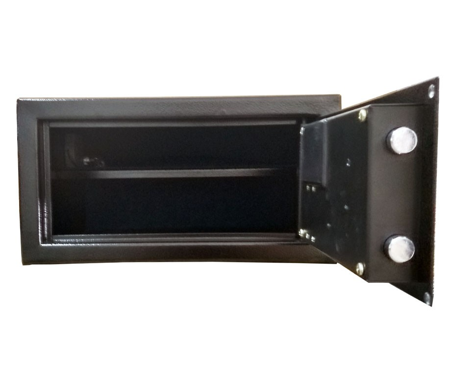 Cofre Eletrônico Digital - BH D23 - Preto