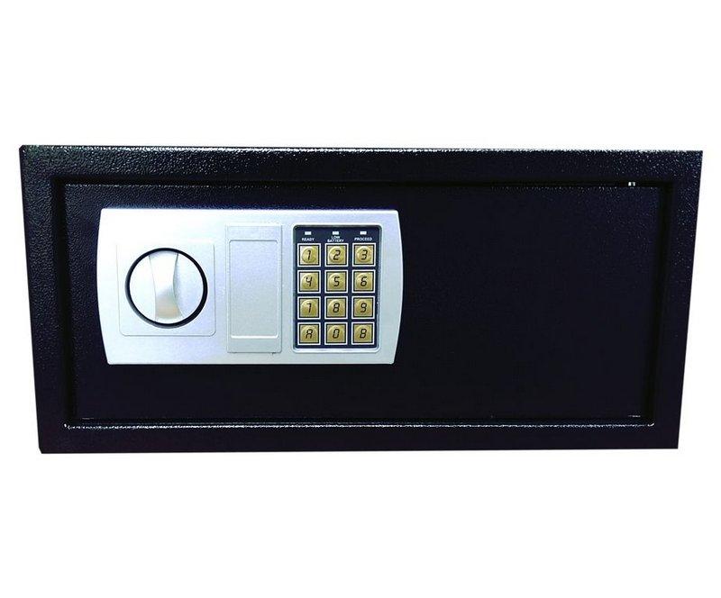 Cofre Eletrônico Digital - CD 20/43 - para Notebook - Preto