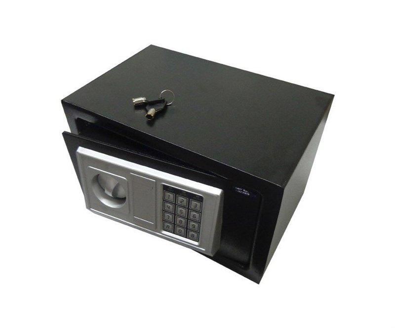 Cofre Eletrônico Digital - CD 31 20 - EA - Preto