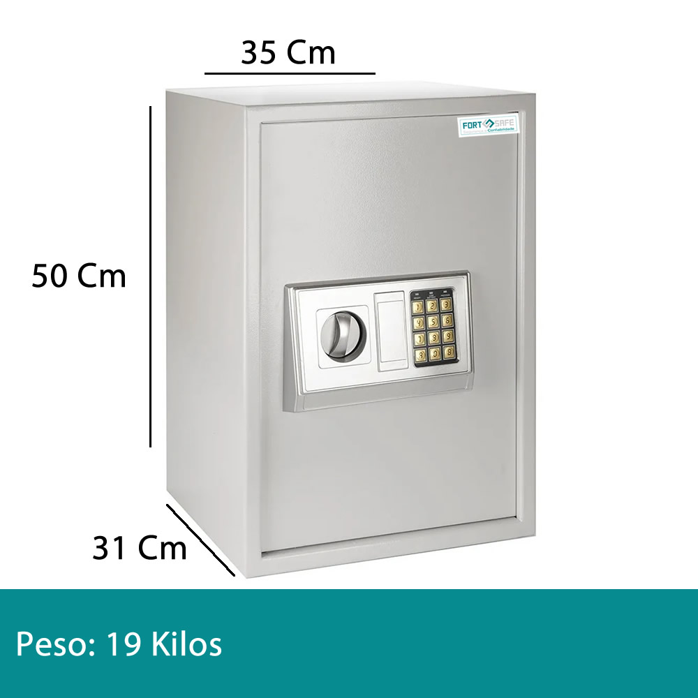 Cofre Eletrônico Digital - CD 50/35