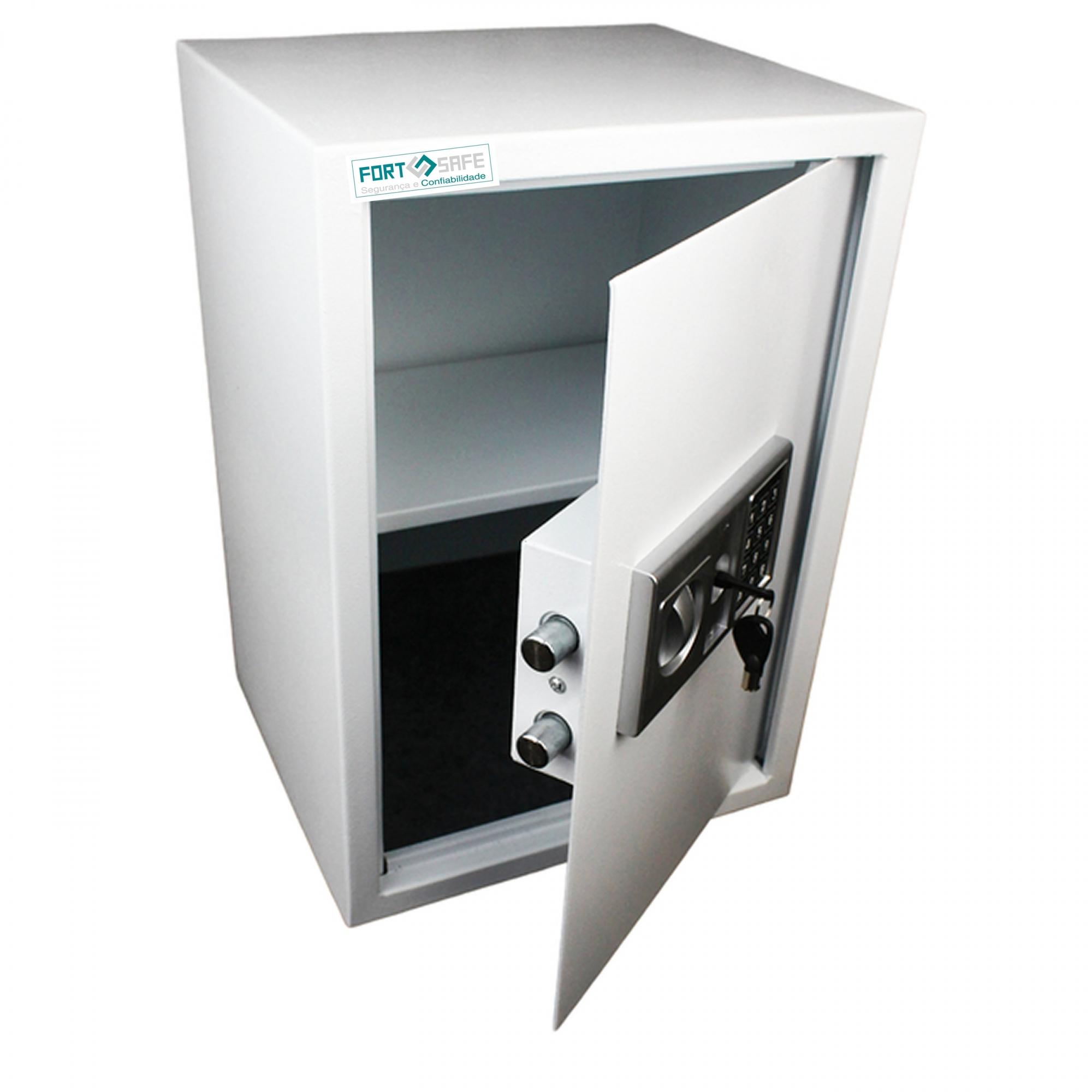 Cofre Eletrônico Digital - CD 50 EN - Branco