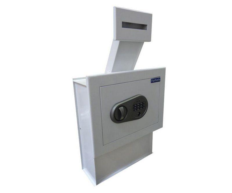 Cofre Eletrônico Digital - Embutir - EL - Fundo Falso - APF