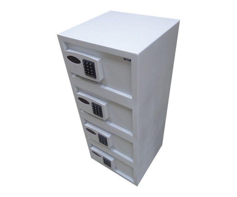 Cofre Eletrônico Digital Especial - 4 portas - Lap - 41
