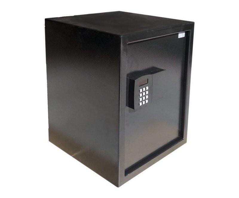 Cofre Eletrônico Digital Grande - Company - 50 - Preto