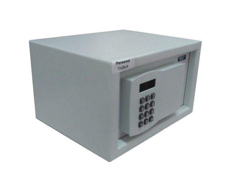 Cofre Eletrônico Digital - Personal