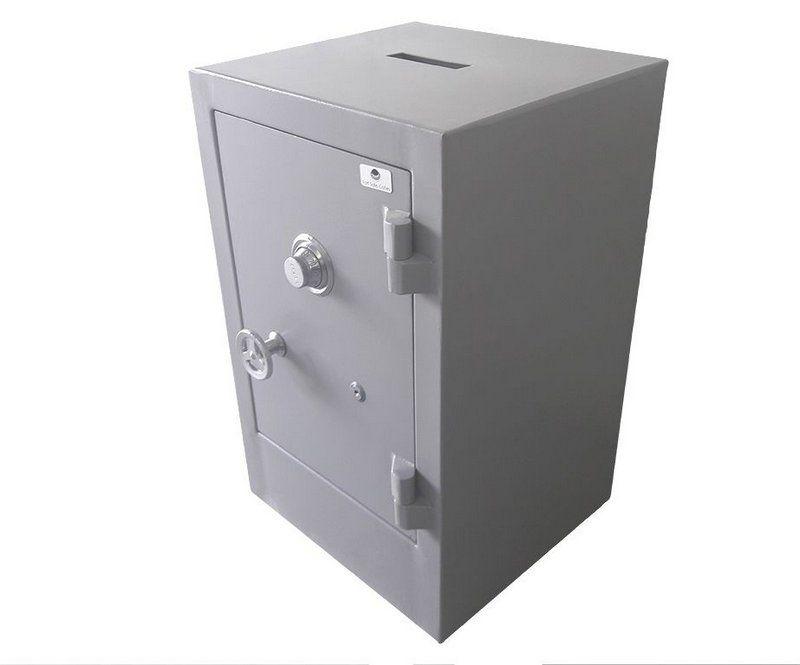 Cofre Mecânico Concretado - C60 Coletor