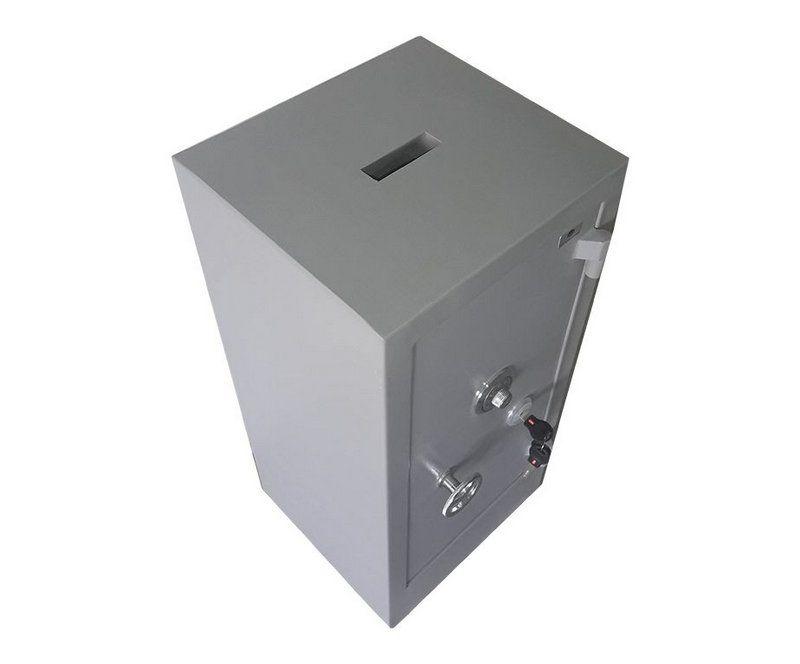 Cofre Mecânico Concretado - C80 Coletor