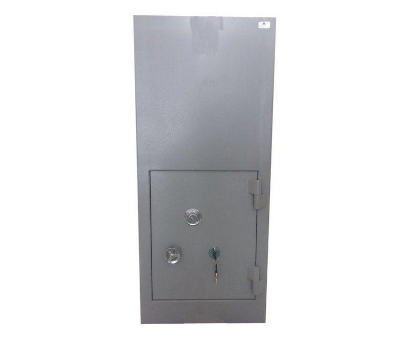 Cofre Mecânico Concretado Pneumático - CP 120