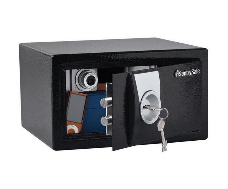 Cofre Mecânico - Sentry Safe X031