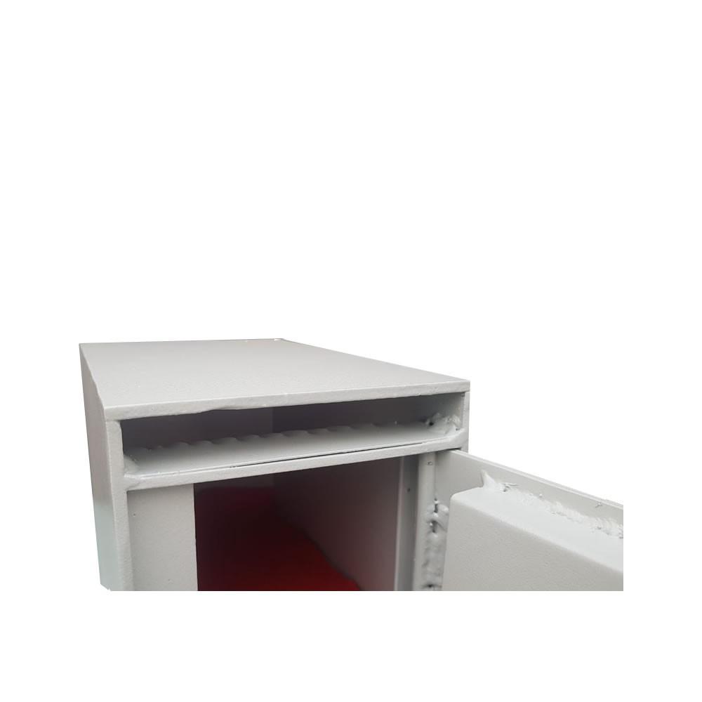 Cofre para Transporte de Valores - Sangria BLD 6mm - Boca frontal