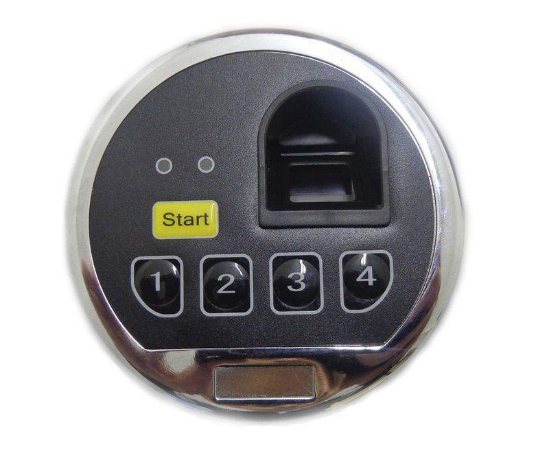 Fechadura Digital - GS 03 - Biométrica com Tranca