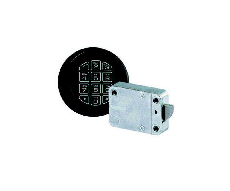 Fechadura Eletrônica Digital - La Guard Basic