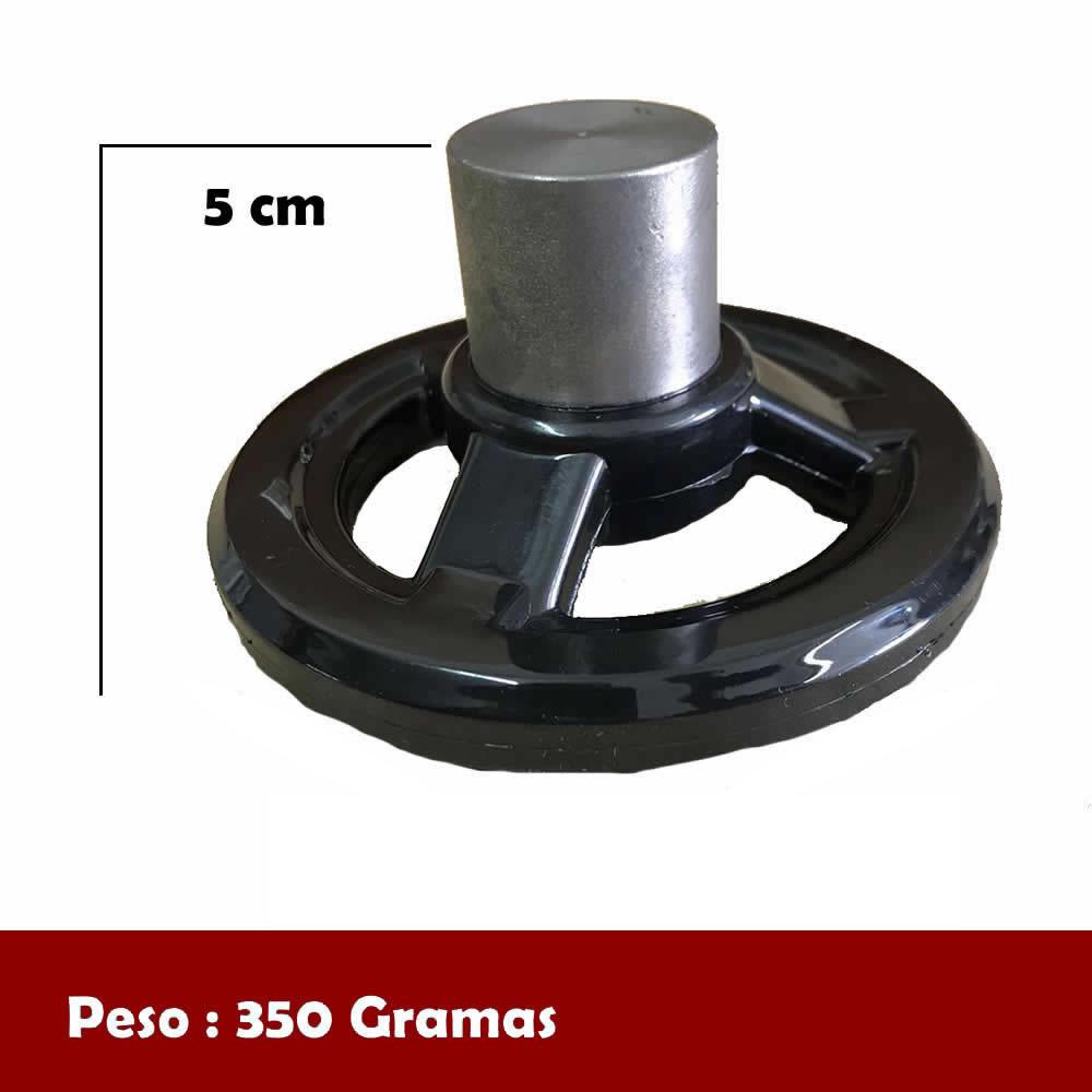 Maçaneta volante 095 mm - Preto