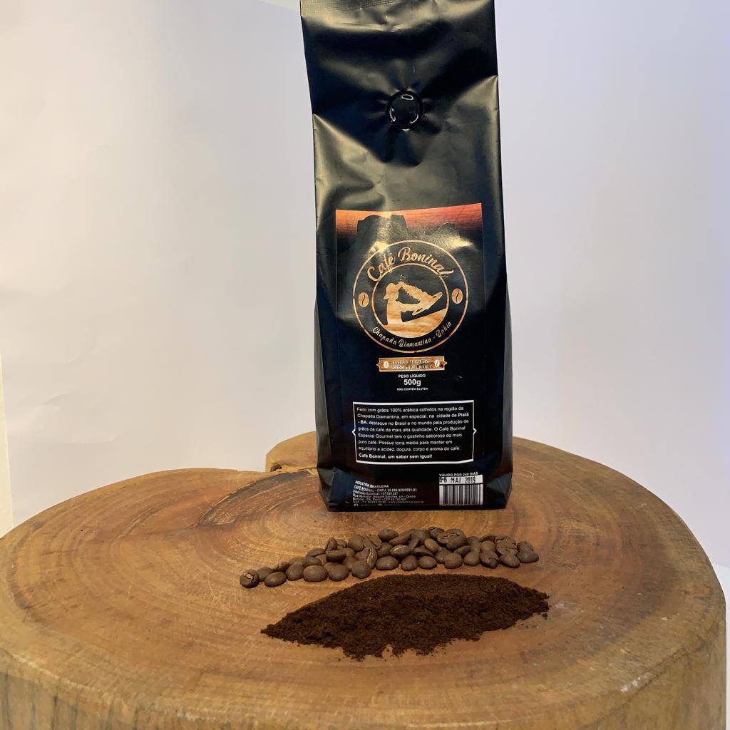 Café Boninal - Torrado em grãos - 500g