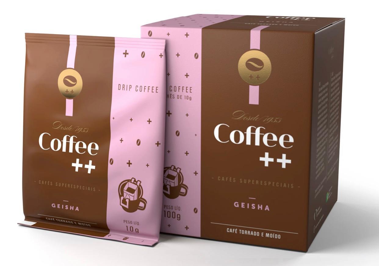 Café Geisha - Drip Coffee - Coffee Mais