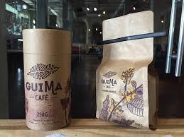 Café Guima Torrado em Grãos - 250 g
