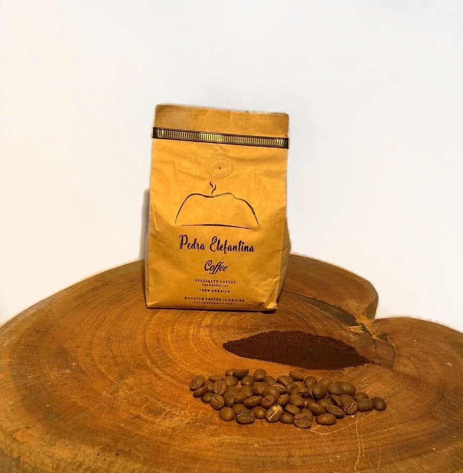 Café Pedra Elefantina - Torrado em grãos - 500g