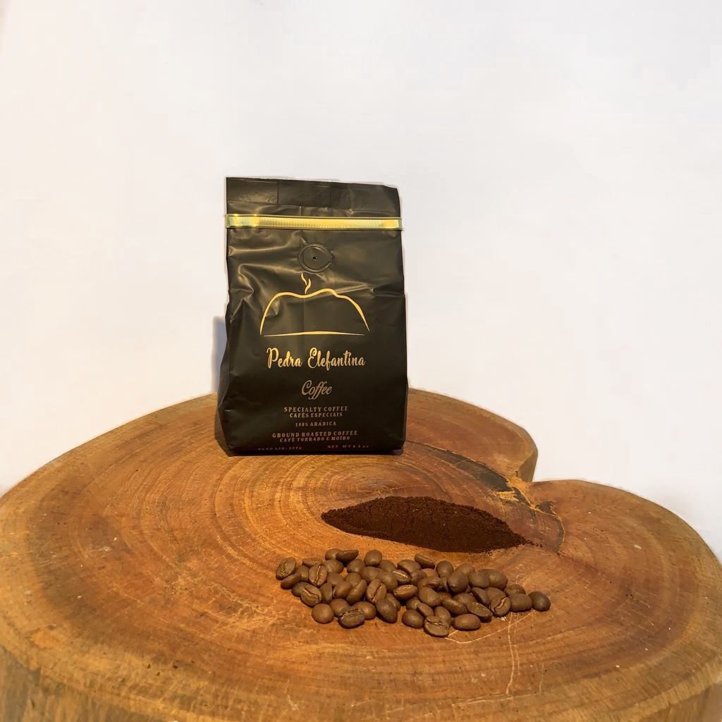 Café Pedra Elefantina - Torrado e Moído - 500g