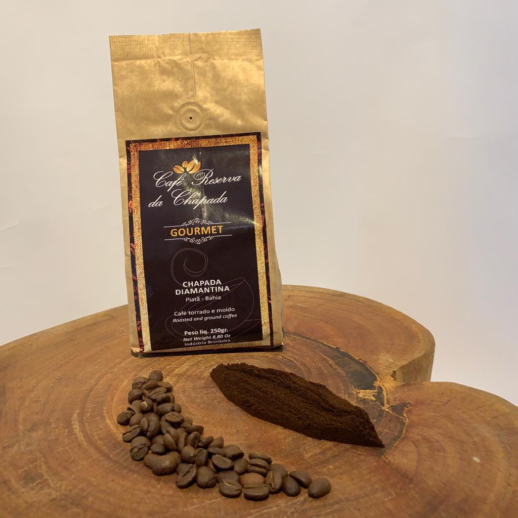 Café Reserva da Chapada - Torrado e moído - 500g