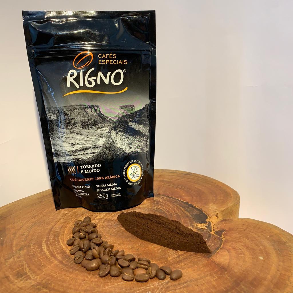 Café Rigno - Torrado e moído - 500g