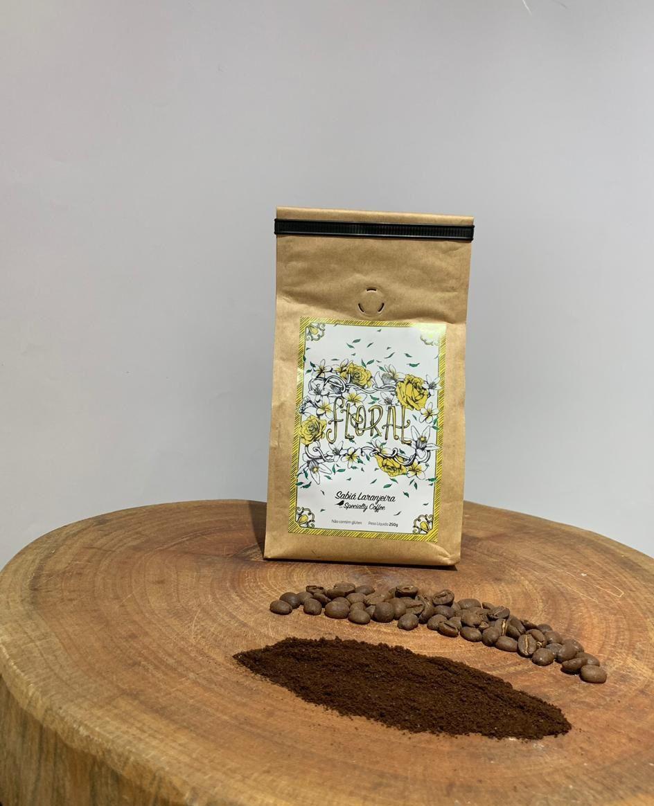 Sabiá Laranjeira - Floral - Torrado em grãos - 500g