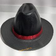 Chapéu de couro Zé Pelintra EXU