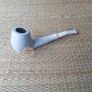 Cachimbo Branco Pipe Preto Velho Umbanda
