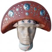Chapéu de Lampião/Maria Bonita LUXO