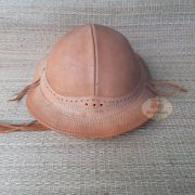 Chapéu Vaqueiro Cabana Couro Natural