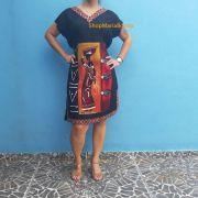 Vestido Indiano Curto