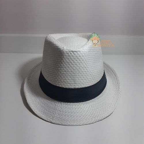 Chapéu Carnavalesco fita Preta