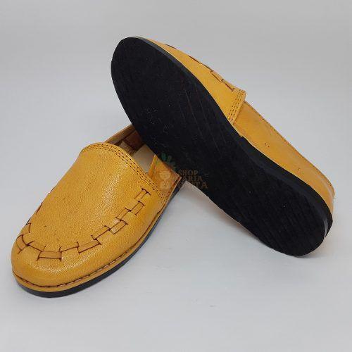 Sapato em Couro Masculino