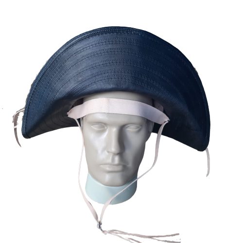 Chapéu de Lampião Cangaceiro Nordestino Preto