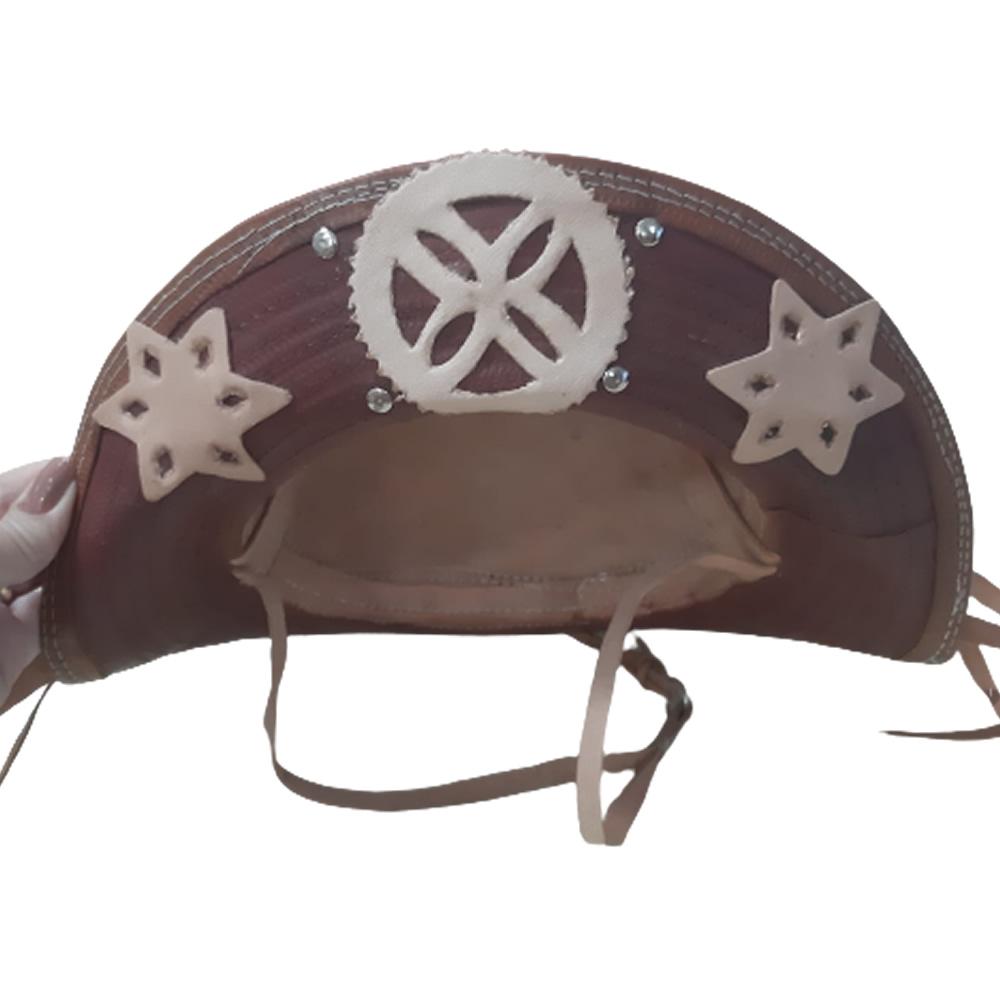 Chapéu de Lampião Infantil Pequenos Defeitos