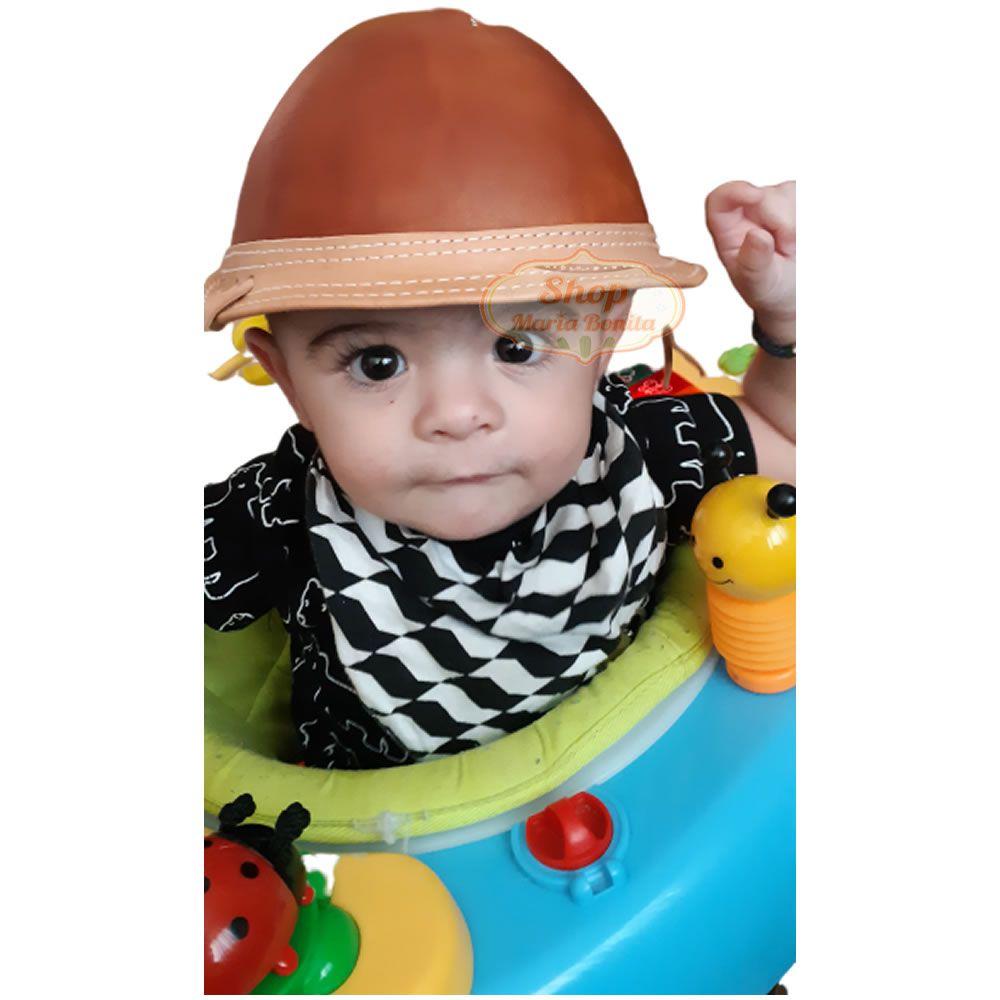 Chapéu Vaqueiro Infantil Bebê