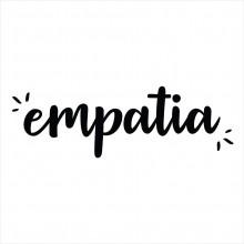 EMPATIA PALAVRA ADESIVA