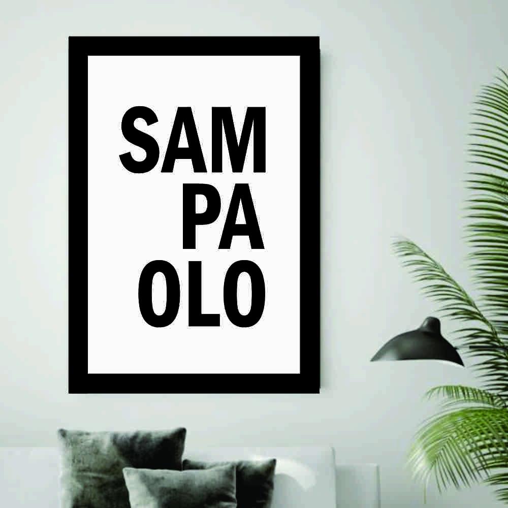 QUADRO SAMPAOLO