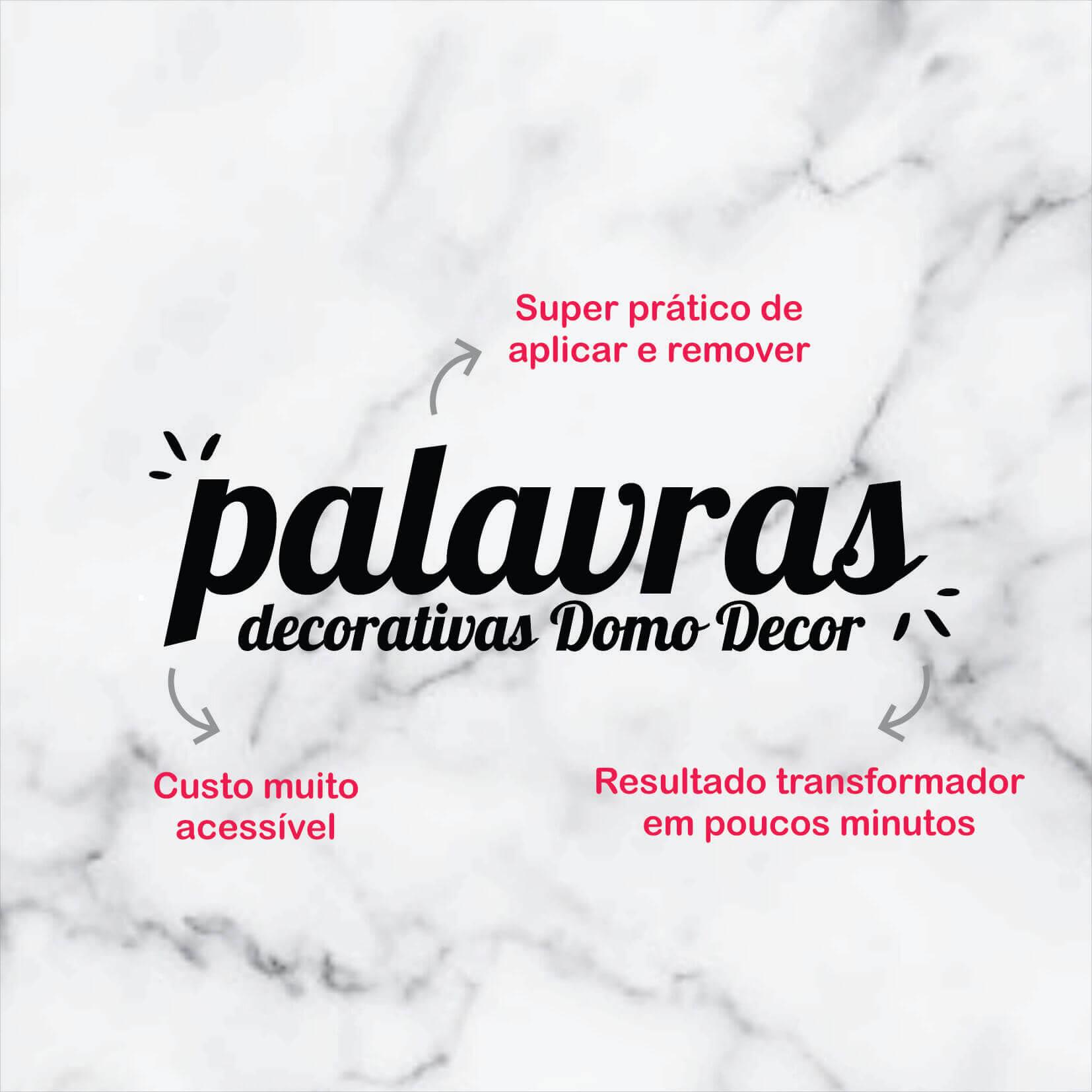 RESILIÊNCIA PALAVRA ADESIVA