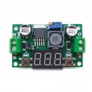 Regulador de Tensão LM2596 Com Display