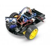 robô de obstaculo
