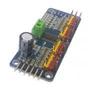 Shield PWM I2C PCA9685 16 Saídas.