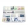 Caixa Organizadora Multiuso com 16 Divisórias Plasúltil