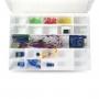 Caixa Organizadora Multiuso com 21 Divisórias Plasúltil