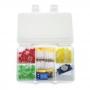 Caixa Organizadora Multiuso com 5 Divisórias Plasúltil Pequena