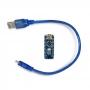 Placa Nano V3 Pino Soldado com Cabo USB (Compatível com Arduino)