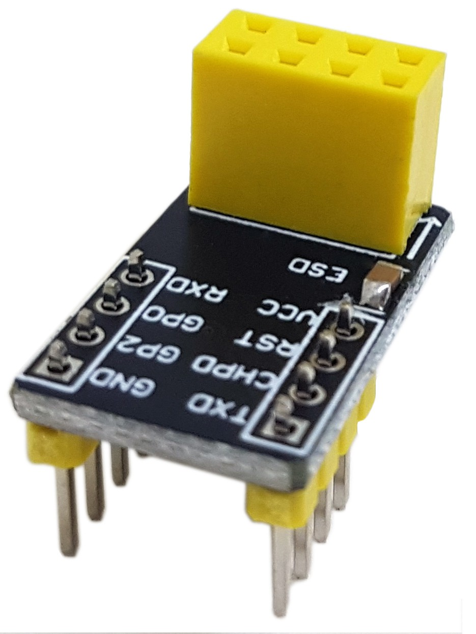 Adaptador Proto Esp8266 esp01