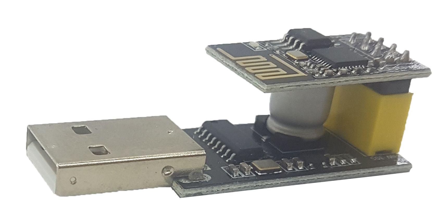 Adaptador USB-ESP8266