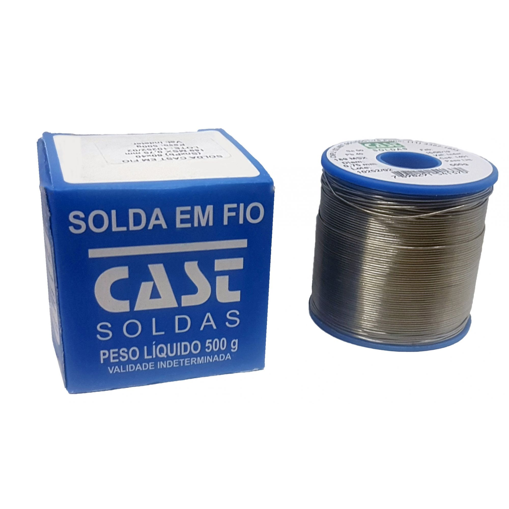 Carretel de Solda 500 Gr 1 mm