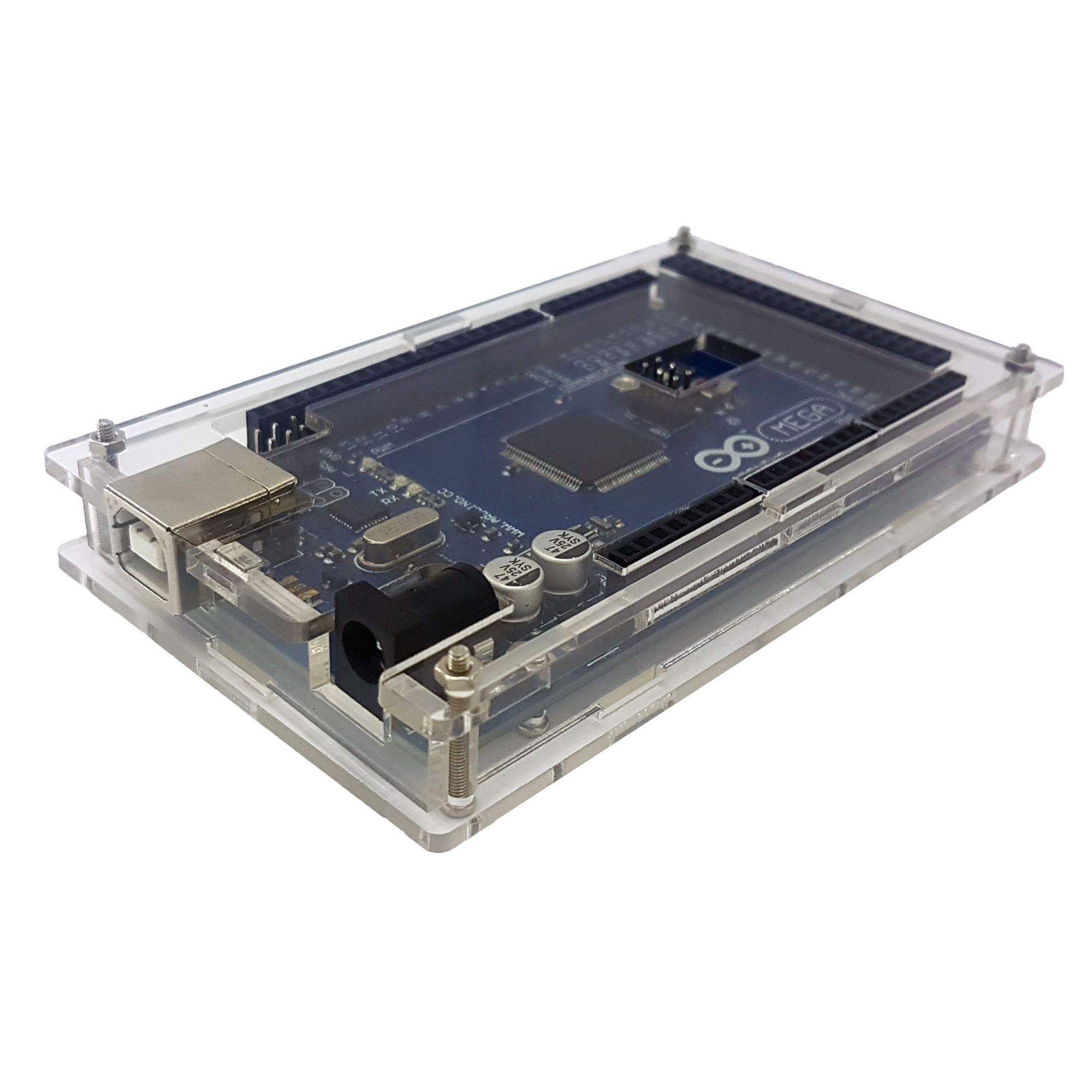 Case Para Arduino mega