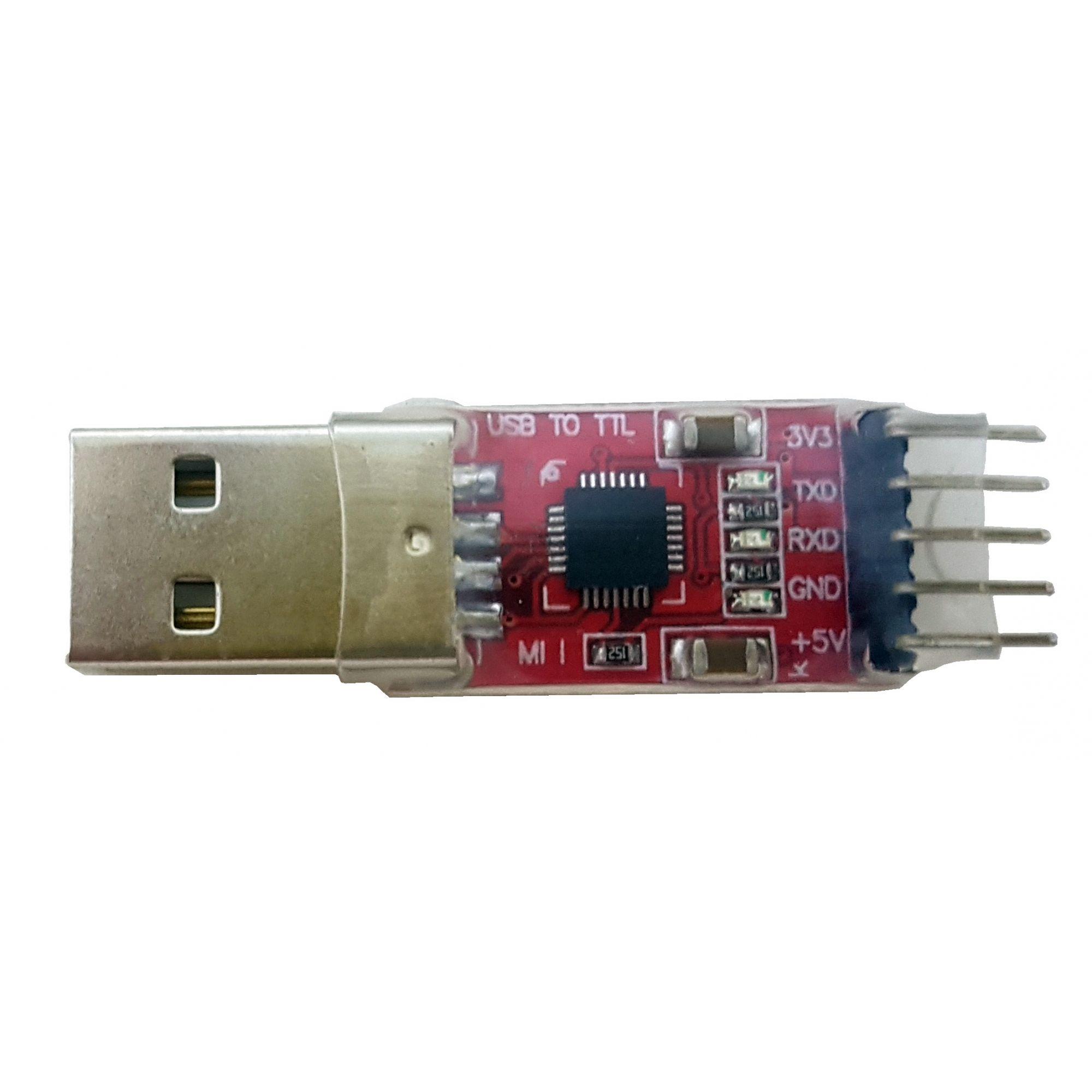 Conversor USB x TTL CH340